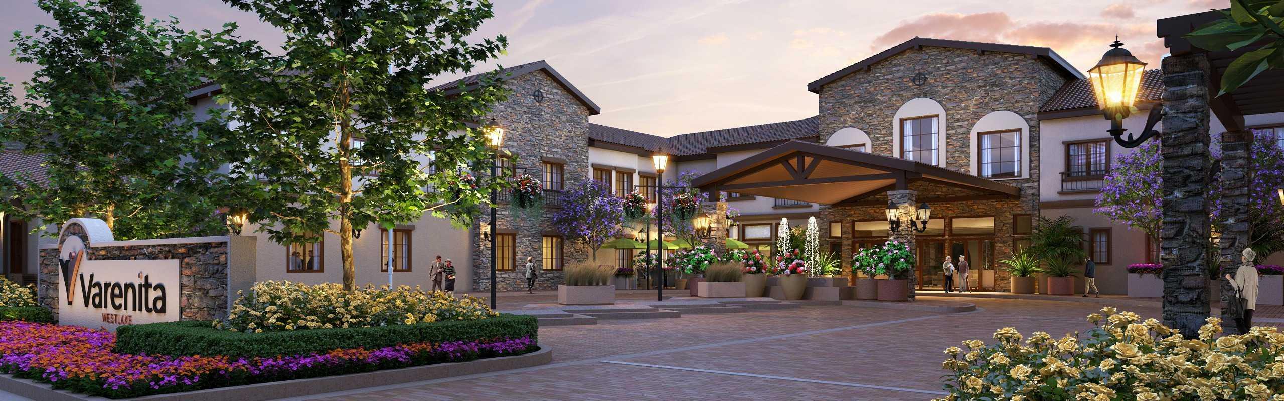 Varenita Luxury Retirement Communities Westlake CA